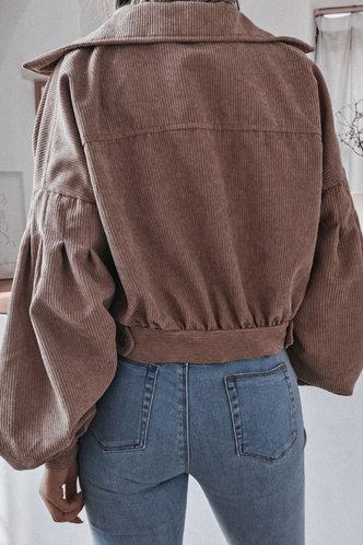 back_Desirea Khaki Corduroy Jacket