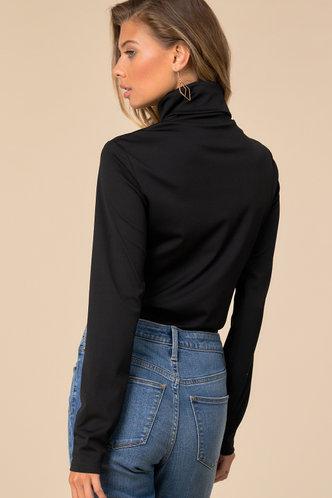 back_Practical Magic Black Slim Fit T-shirt