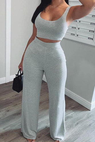 front_Alexandra Elma Light Heather Grey Set