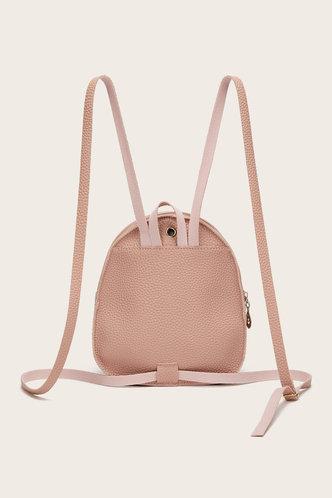 back_Andrea Emily Pink Bagpack