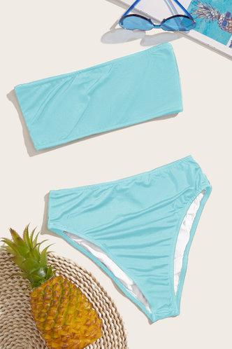 back_Kelly Elaine Teal Blue Bikini