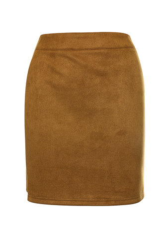 front_Persuaded {color} Skirt