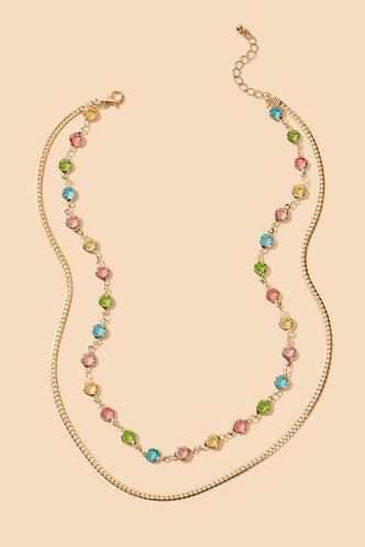 back_Anthea Elizabeth Gold Layered Necklace