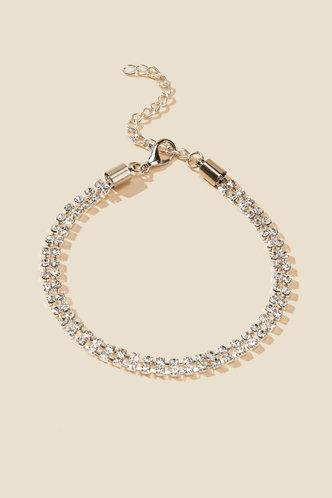 back_Sweet Rainstone Silver Body Jewelry