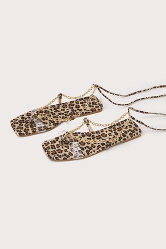 back_Nathalie Eve Leopard Print Sandal