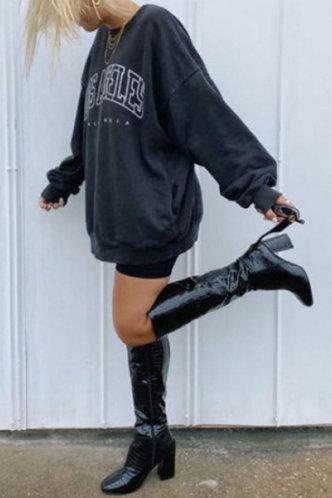 back_Norah Eileen Dark Grey Pullover