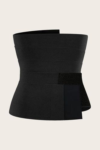back_Bandage Black Corsets & Shapewear
