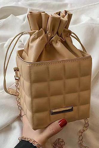 front_Cornelia Esther Khaki Crossbody Bag