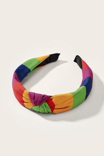 front_Fay Elsie Rainbow Hair Hoop