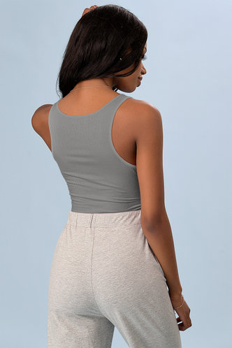 back_My Oh My Dark Grey Top