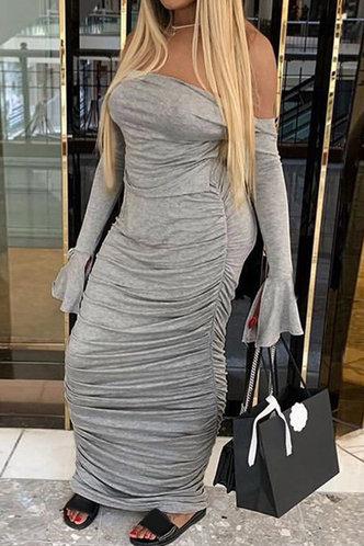 front_Maude Evangeline Light Grey Set