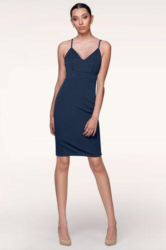 front_Feels Like Love {Color} Midi Dress