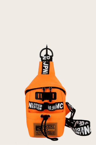 back_Sal Enid Orange Bum Bag