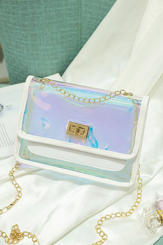 front_Casual Gradient Crossbody Bags