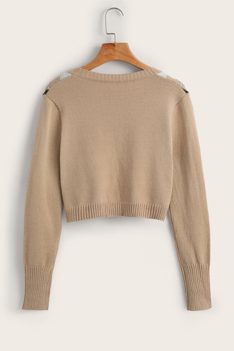 back_Anders Khaki Sweater