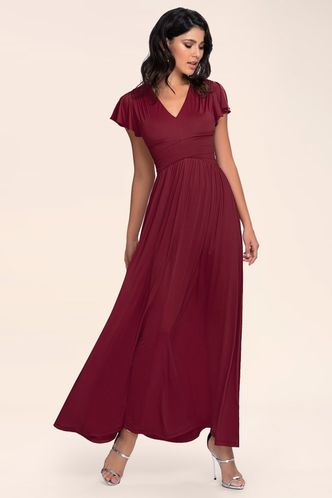 front_Earnest Of Style {Color} Maxi Dress