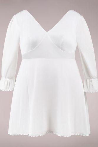 back_Malibu Sunset {Color} Mini Dress