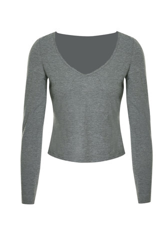 front_Like a Bird {color} Long Sleeve Top