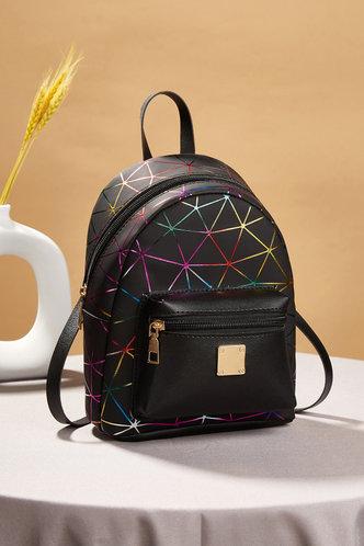 back_Tatum Erica Multi Color Bagpack