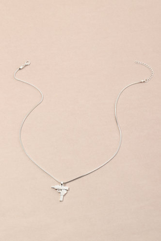 front_Natividad Elizabeth Silver Necklace