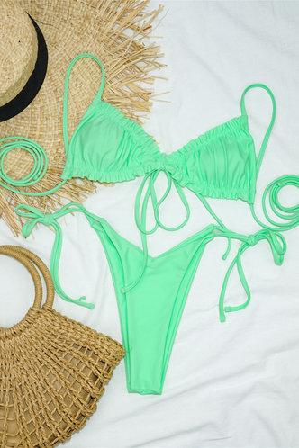 back_Oria Green Bikini