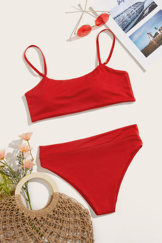 back_Eugenia Edith Red Bikini Set