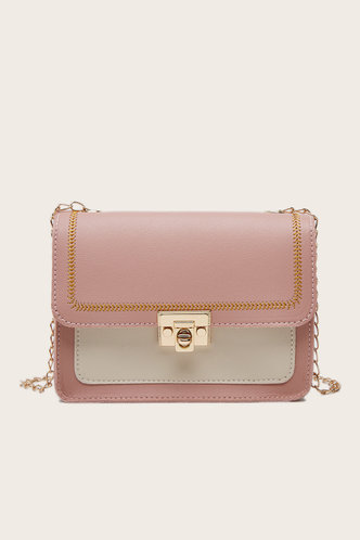 front_Thalia Elvira Pink Crossbody Bag