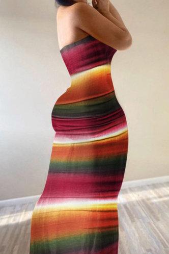 front_Freda Marist Tie Dye Tube Bodycon Dress