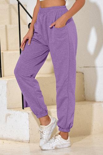 front_Malak Violet Purple Sweatpants