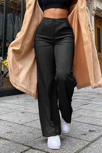 back_Sheila Eden Black Wide Leg Trousers