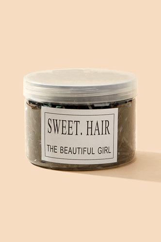 back_Shera Elsa Black Hair Tie 500pcs