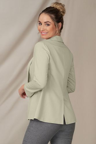 back_The Notebook Apricot Blazer