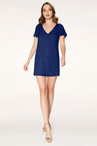 front_Doing It Right {Color} Mini Dress