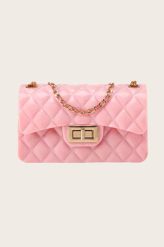 front_Olympia Emma Pink Crossbody Bag