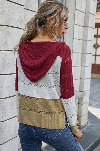 back_Tama Multicolor Sweater