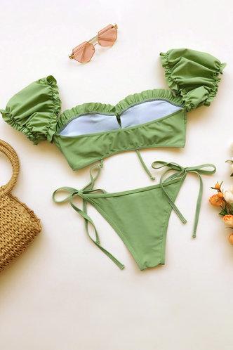 back_Babul Green Bikini