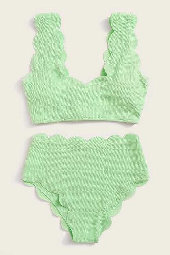 back_Alvina Edith MInt Green Bikini