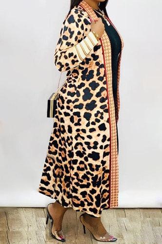 back_Ellen Eunice Leopard Print Outerwear