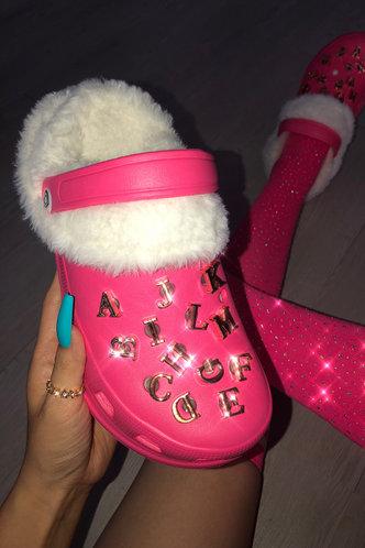 front_Rose Pink Sandals