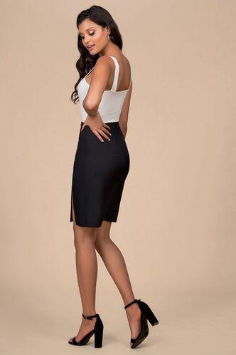 back_Just Met {Color} Skirt