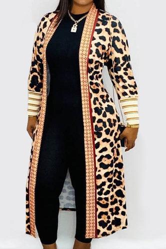 front_Ellen Eunice Leopard Print Outerwear