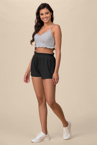 front_Poetic Love {Color} Shorts