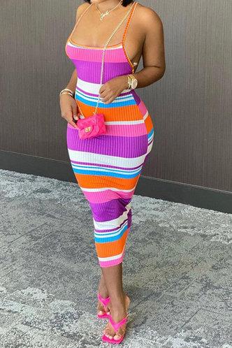 front_Jeannie Elsie Colorblock Bodycon Dress