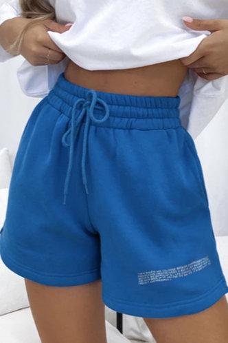 front_Lolita Emma Blue Shorts