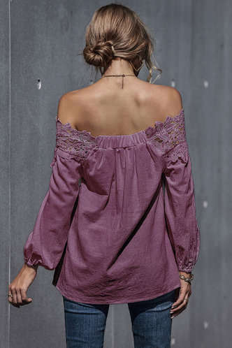 back_Gretchen Mauve Purple Blouse