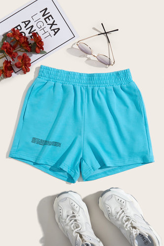 back_Opal Ella Blue Shorts