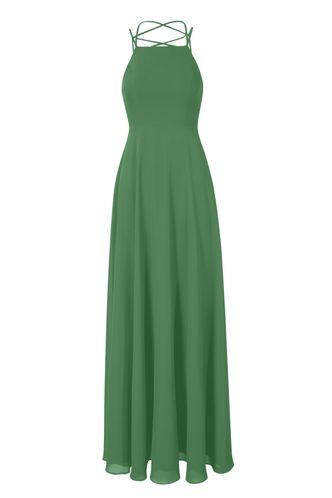 back_Evocative {Color} Maxi Dress