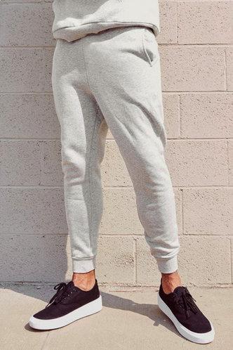 back_Casual Street Chic Long Sweatpants