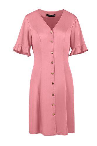 back_Tomorrow Flamingo Mini Dress