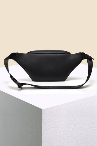 back_Tanya Enid Black Bum Bag